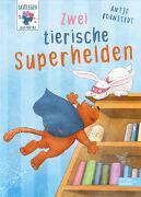 Cover-Bild zu Bohnstedt, Antje: Zwei tierische Superhelden