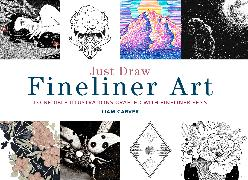 Cover-Bild zu Carver, Liam: Just Draw Fineliner Art