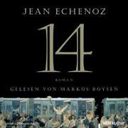 Cover-Bild zu Echenoz, Jean: 14