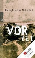 Cover-Bild zu Schädlich, Hans Joachim: Vorbei (eBook)