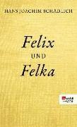 Cover-Bild zu Schädlich, Hans Joachim: Felix und Felka (eBook)