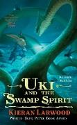 Cover-Bild zu Larwood, Kieran: Uki and the Swamp Spirit (eBook)