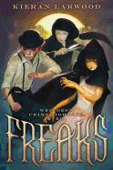 Cover-Bild zu Larwood, Kieran: Freaks
