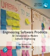 Cover-Bild zu Sommerville, Ian: Engineering Software Products: An Introduction to Modern Software Engineering, eBook, Global Edition (eBook)