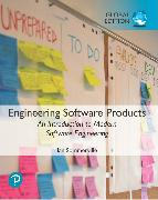 Cover-Bild zu Sommerville, Ian: Engineering Software Products: An Introduction to Modern Software Engineering, 1st Global Edition