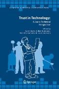 Cover-Bild zu Clarke, Karen (Hrsg.): Trust in Technology: A Socio-Technical Perspective