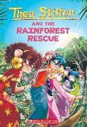 Cover-Bild zu Stilton, Thea: The Rainforest Rescue (Thea Stilton #32)