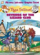 Cover-Bild zu Thea Stilton: Thea Stilton Graphic Novels #2: Revenge of the Lizard Club