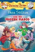 Cover-Bild zu Stilton, Thea: Thea Stilton and the Frozen Fiasco