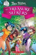 Cover-Bild zu Stilton, Thea: The Treasure Seekers (Thea Stilton and the Treasure Seekers #1), 1