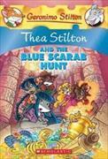 Cover-Bild zu Stilton, Thea: Thea Stilton and the Blue Scarab Hunt (Thea Stilton #11): A Geronimo Stilton Adventure