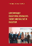 Cover-Bild zu Akpinar Dellal, Nevide (Hrsg.): Contemporary Educational Researches: Theory and Practice in Education (eBook)