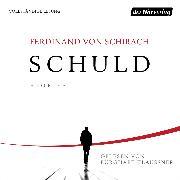 Cover-Bild zu Schirach, Ferdinand von: Schuld (Audio Download)