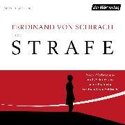 Cover-Bild zu Schirach, Ferdinand von: Strafe (Audio Download)