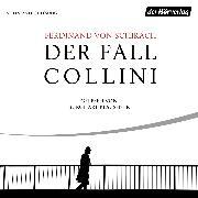 Cover-Bild zu Schirach, Ferdinand von: Der Fall Collini (Audio Download)