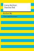Cover-Bild zu Büchner, Georg: Dantons Tod. Textausgabe mit Kommentar und Materialien
