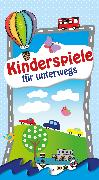 Cover-Bild zu Noa, Sandra: Kinderspiele für unterwegs (eBook)