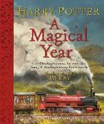 Cover-Bild zu Rowling, J.K.: Harry Potter - A Magical Year