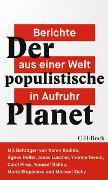 Cover-Bild zu Lüscher, Jonas (Hrsg.): Der populistische Planet