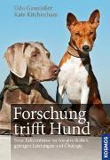 Cover-Bild zu Forschung trifft Hund von Ganslosser, Udo