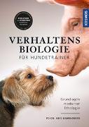 Cover-Bild zu Verhaltensbiologie für Hundetrainer von Gansloßer, Udo