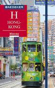 Cover-Bild zu Schütte, Dr. Hans-Wilm: Baedeker Reiseführer Hongkong