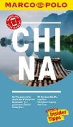 Cover-Bild zu Schütte, Hans Wilm: MARCO POLO Reiseführer China (eBook)