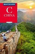Cover-Bild zu Schütte, Dr. Hans-Wilm: Baedeker Reiseführer China (eBook)