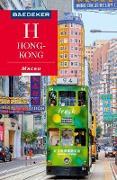Cover-Bild zu Schütte, Dr. Hans-Wilm: Baedeker Reiseführer Hongkong (eBook)