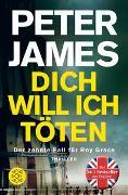 Cover-Bild zu James, Peter: Dich will ich töten