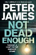 Cover-Bild zu James, Peter: Not Dead Enough