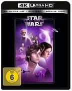 Cover-Bild zu George Lucas (Reg.): Star Wars : Episode IV - Eine neue Hoffnung 4K+2D