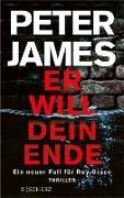Cover-Bild zu James, Peter: Er will dein Ende (eBook)