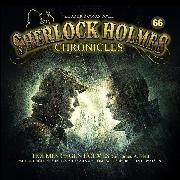 Cover-Bild zu Brett, James A.: Sherlock Holmes Chronicles, Folge 66: Holmes gegen Holmes (Audio Download)