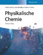 Cover-Bild zu de Paula, Julio: Physikalische Chemie (eBook)