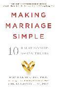 Cover-Bild zu Hendrix, Harville: Making Marriage Simple