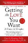 Cover-Bild zu Hendrix, Harville: Getting the Love You Want: A Guide for Couples