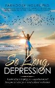 Cover-Bild zu Nouri Ph.D., Farnoosh: So Long, Depression (eBook)