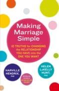 Cover-Bild zu Hendrix, Harville: Making Marriage Simple (eBook)