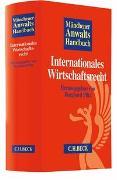 Cover-Bild zu Piltz, Burghard (Hrsg.): Münchener Anwaltshandbuch Internationales Wirtschaftsrecht