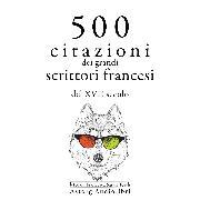 Cover-Bild zu Corneille, Pierre: 500 citazioni dei grandi scrittori francesi del XVII secolo (Audio Download)