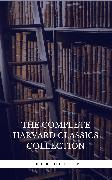 Cover-Bild zu Andersen, Hans Christian: The Harvard Classics & Fiction Collection [180 Books] (eBook)