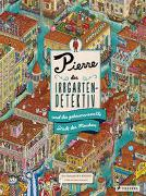 Cover-Bild zu Kamigaki, Hiro: Pierre, der Irrgarten-Detektiv, und die geheimnisvolle Stadt der Masken