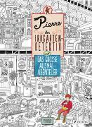 Cover-Bild zu Ic4design: Pierre, der Irrgarten-Detektiv und das große Ausmal-Abenteuer