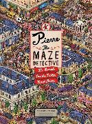 Cover-Bild zu Kamigaki, Hiro: Pierre the Maze Detective: The Search for the Stolen Maze Stone
