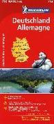 Cover-Bild zu Michelin (Hrsg.): Deutschland 1 : 750 000