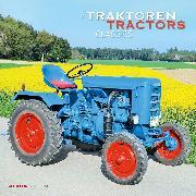 Cover-Bild zu ALPHA EDITION (Hrsg.): Traktoren Classics 2022 - Broschürenkalender 30x30 cm (30x60 geöffnet) - Kalender mit Platz für Notizen - Bildkalender - Wandplaner - Wandkalender