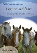 Cover-Bild zu McIlwraith, C. Wayne (Hrsg.): Equine Welfare