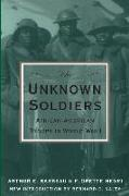 Cover-Bild zu Barbeau, Arthur E.: The Unknown Soldiers: African-American Troops in World War I