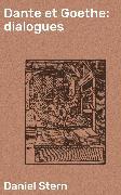 Cover-Bild zu Dante et Goethe: dialogues (eBook) von Stern, Daniel